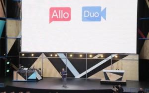 google aplikacije duo i allo